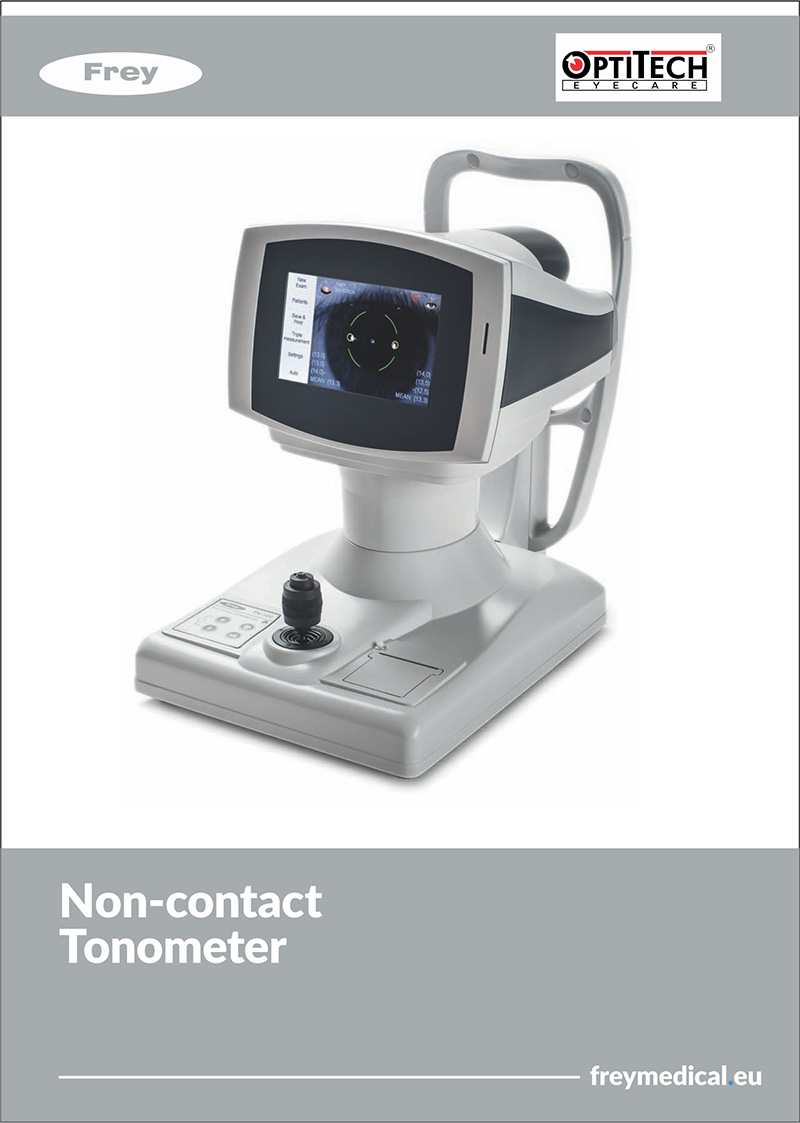 FREY - NON CONTACT TONOMETER