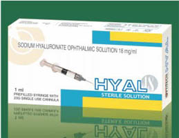 HYAL18 Sterile Solution