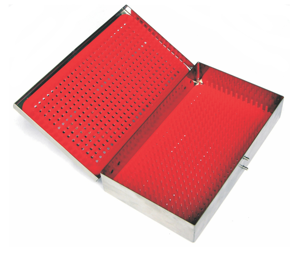 Metallic Sterilization Tray